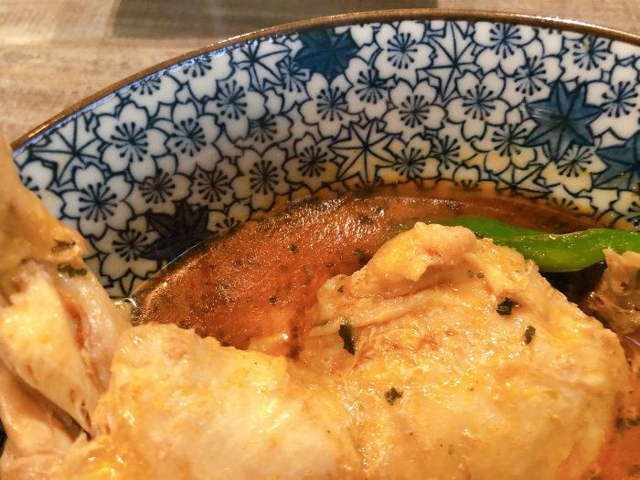 SAKURA BROWN チキンカリー 辛味