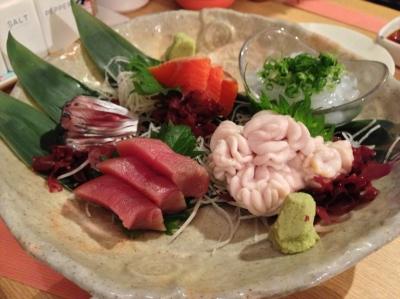 ニシン、タチ、アナゴの稚魚