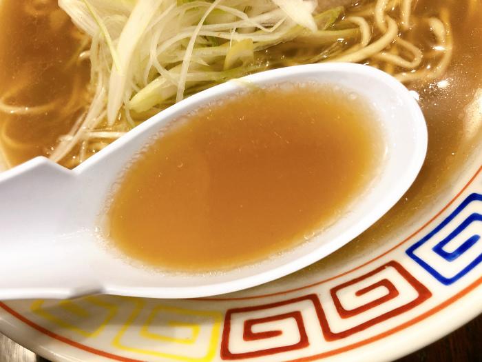 しょうゆラーメン スープ