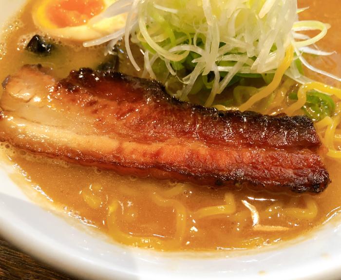 麺屋 雪風 すすきの店@すすきの 濃厚味噌らーめん  豚チャーシュー