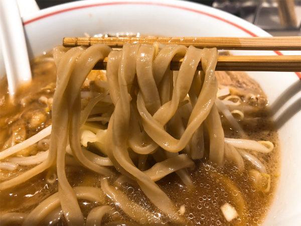 MEN-EIJI FULL ラーメン 麺