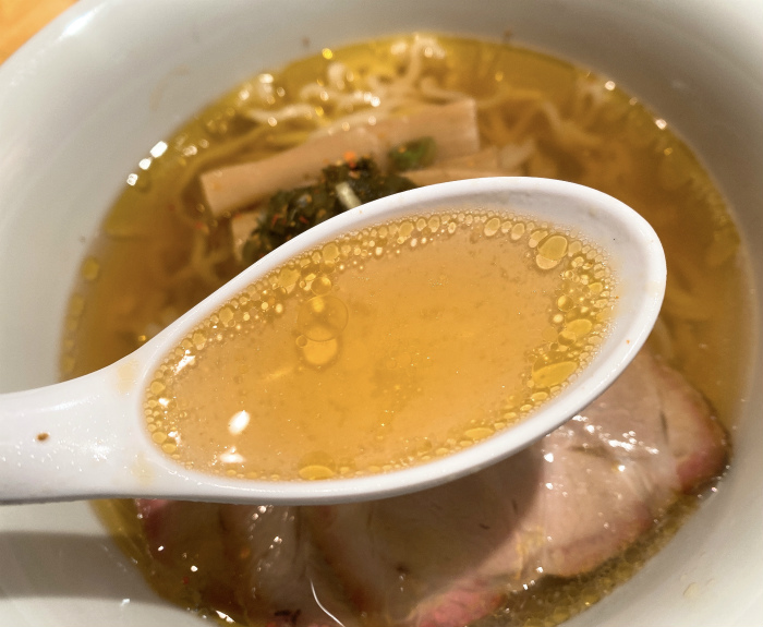 KONBU COMBO スープ