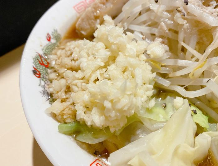 手稲ラーメン 肉玉 手稲本町 二九郎 ニンニクマシ