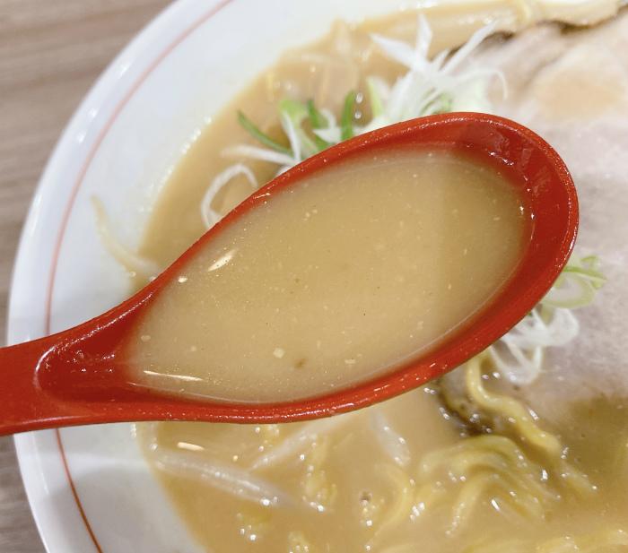 麺や 廉@北区北15西4 コクまろ味噌 スープ