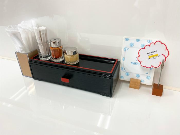 麺や 春夏揫冬-ShiKi- カウンター