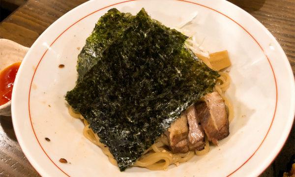 居酒商 古典家@すすきの 煮干し油そば(MEN-EIJIの麺使用)