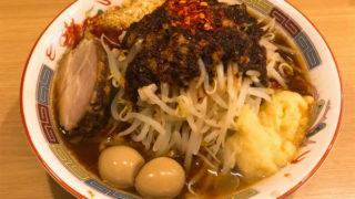 らー麺 シャカリキ@豊平 辛い正油