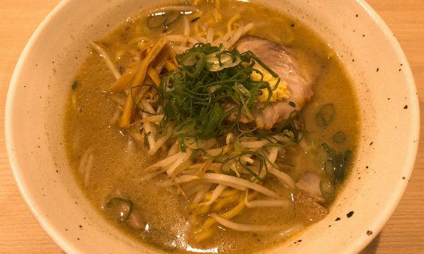 札幌麺屋 美椿(MITSUBA)@発寒中央 味噌ラーメン