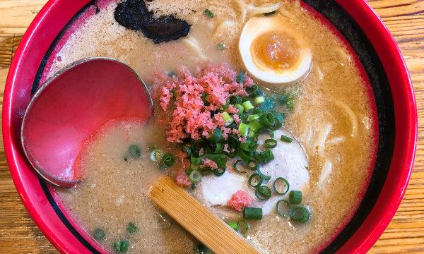 えびそば一幻 総本店@東本願寺前駅 スープ あじわい 味付け えびみそ