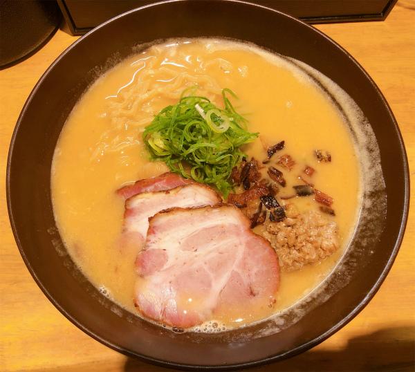 ふじ屋NOODLE 味噌