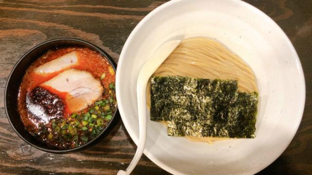 札幌 Fuji屋@すすきの 辛化つけ麺