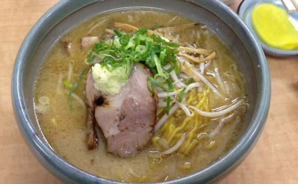 麺屋 彩未@美園 味噌らーめん