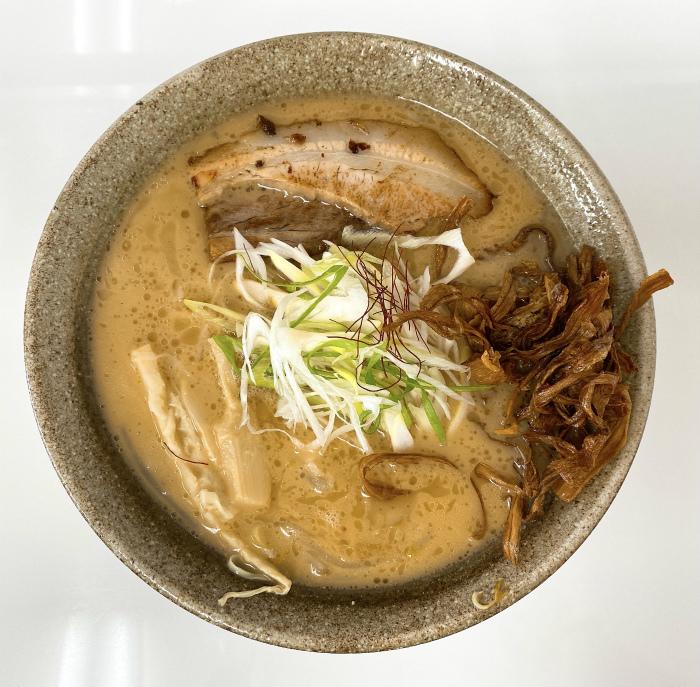 麺や 春夏揫冬-ShiKi- ごぼうらーめん 味噌